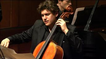 Graduation Recital by Cellist Gabriel Cabezas