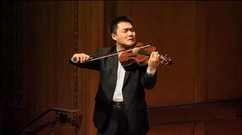Graduation Recital by Violist Junping Qian