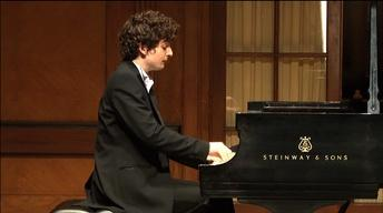 Graduation Recital by Pianist Alexander Ullman