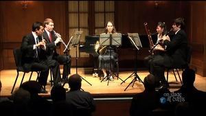 Student Recital: Higdon, Barber, Lansky, Bartok
