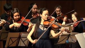Graduation Recital by Shuangshuang Liu, Viola