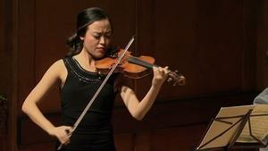 Recital of Violin and Clarinet Sonatas