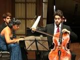 On Stage at Curtis | Graduation Recital by John Henry Crawford, cello