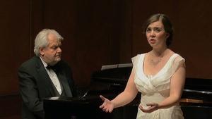 Graduation Recital by Sarah Shafer, soprano
