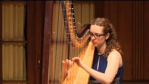Graduation Recital by Harpist Anna Odell