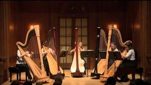 Student Recital Debussy, Ortiz, Berlioz, Bellafronte, Brahms