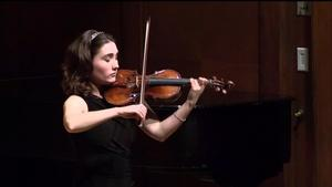 Student Recital: Ysaÿe and Beethoven