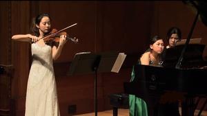 Student Recital: Brahms and Saint-Saëns
