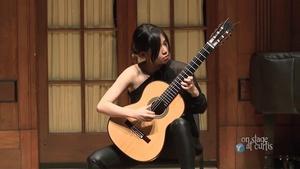 Guitarist Jiyeon Kim Graduation Recital