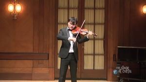 Violinist Nadir Khashimov Graduation Recital