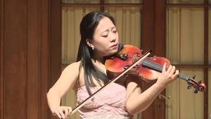 Violinist Laura Park Graduation Recital