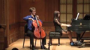 Student Recital: Bach, Liszt, Chopin, Glass