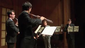 Student Recital: Tchaikovsky, Mendelssohn, Bach, Ligeti