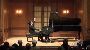 Pianist George Xiaoyuan Graduation Recital