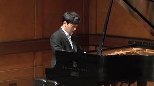 Pianist Chang-Yong Shin Graduation Recital