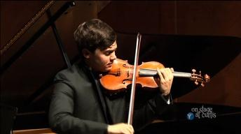 Graduation Recital by Violinist Benjamin Beilman