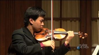 Graduation Recital by Violinist Nikki Chooi