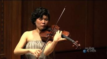 Graduation Recital by Violist Ayane Kozasa