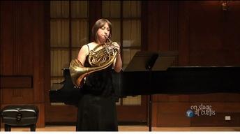 Graduation Recital by Katherine Jordan