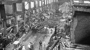 Bombing Of Osage