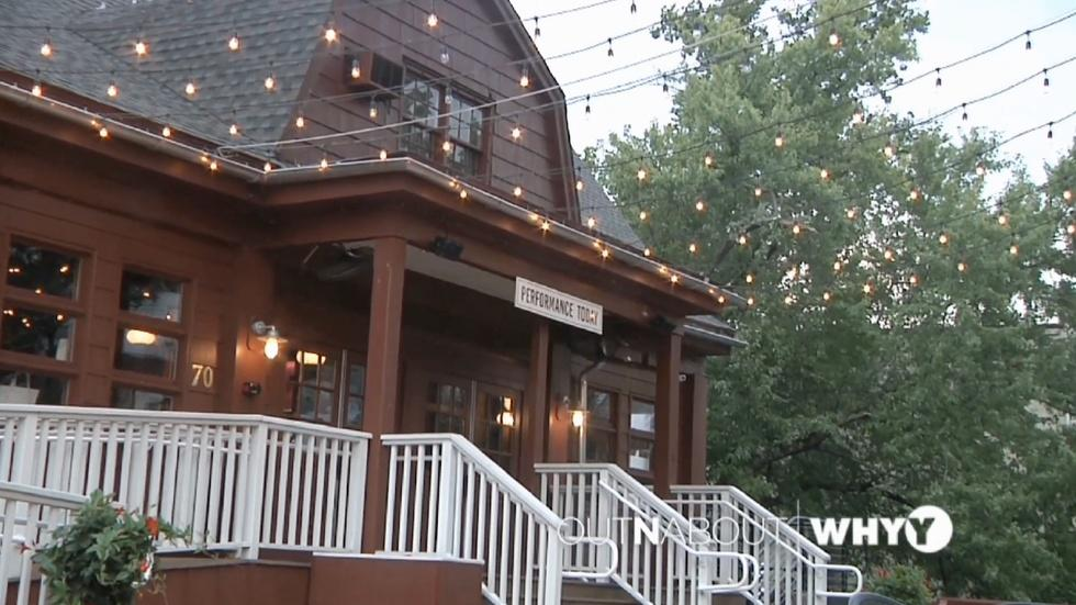 OUTNABOUT: The Bucks County Playhouse image