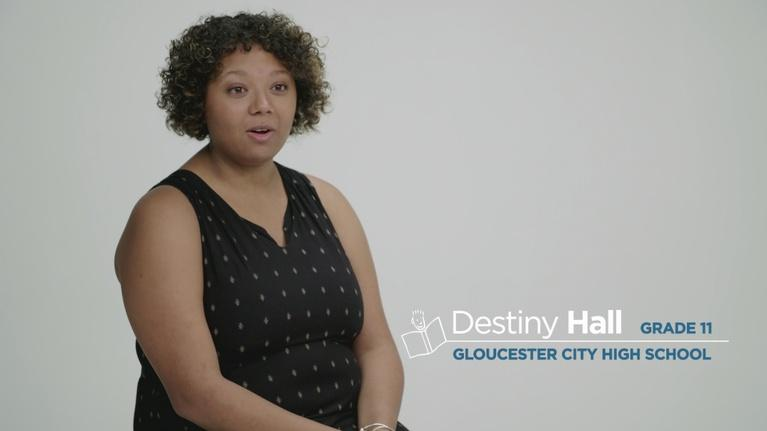 WHYY Specials: WHYY I Like This Book: Destiny Hall