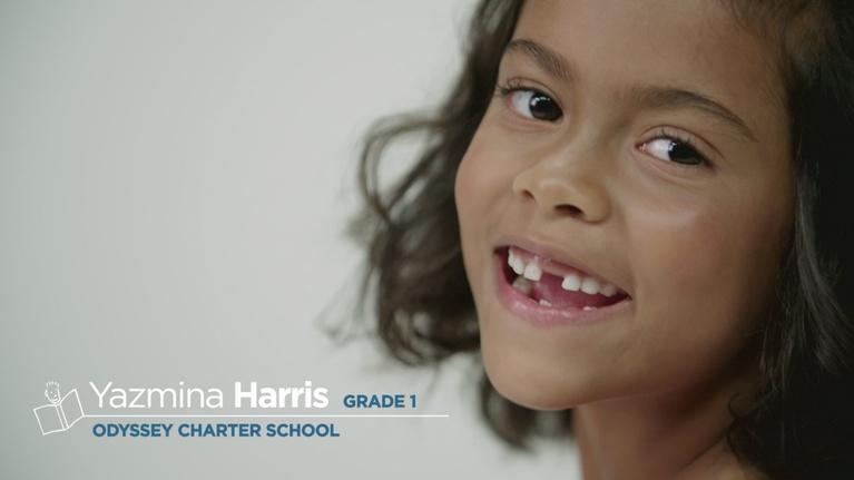 WHYY Specials: WHYY I Like This Book: Yazmina Harris