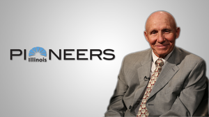 Illinois Pioneers with Rainer Martens