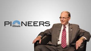 Illinois Pioneers with Ed Scharlau - October 23, 2014