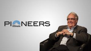 Illinois Pioneers with Howard Buffett - January 8, 2015
