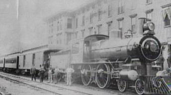 Illinois Pioneers: Illinois Central Railroad