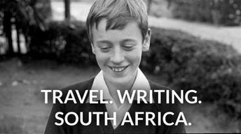 Travel Writing In South Africa
