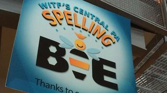 WITF Central PA Spelling Bee 2016