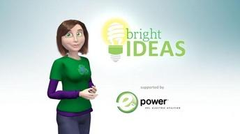 Bright Ideas:  Be Green at Work
