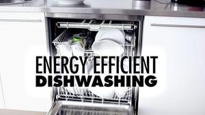 Energy Efficient Dishwashing