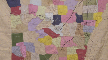 S21 Ep20: Appraisal: 1903 Arkansas Counties Quilt