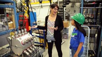 Nuclear Physicist: Curious About Careers