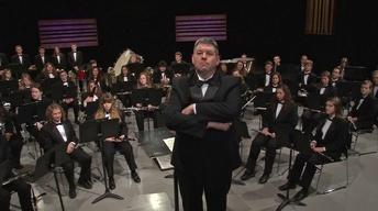 Charlotte High School Symphony Band