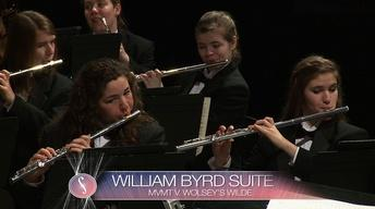 EXTRA: William Byrd Suite | Charlotte HS Symphony Band
