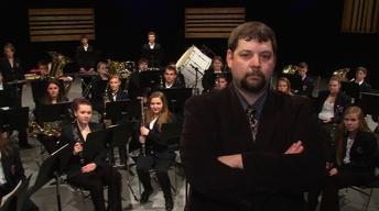 Carson City Crystal High School Band