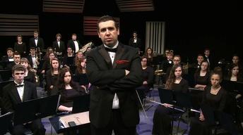 Jackson Northwest High School Wind Ensemble | Ep. 206