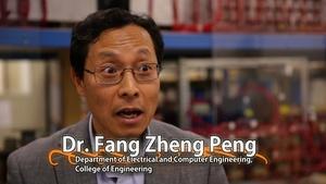 Fang Zheng Peng - University Distinguished Professor