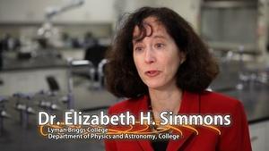 Elizabeth H. Simmons - University Distinguished Professor
