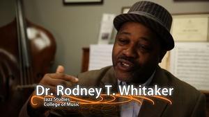 Rodney T. Whitaker - University Distinguished Professor