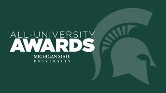 2014 All-University Awards & State of the University Address