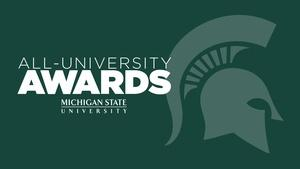 2015 All-University Awards & State of the University Address