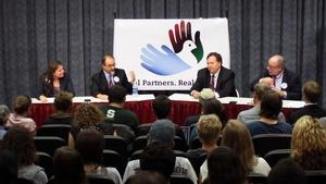 Panel: Israeli-Palestinian Peace Prospects