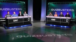 Quincy vs. Homer | #2854
