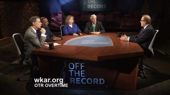 Pollster Steve Mitchell |Off the Record OVERTIME | 2/12/16