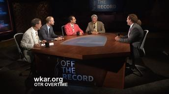 Attorney Jeff Hank | Off the Record OVERTIME | 5/20/16